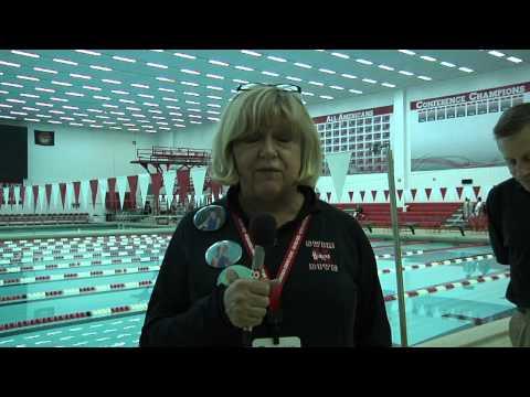 2013 Nebraska Swimming & Diving Senior Video