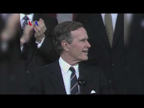 Berbagai Kalangan Mengenang Mantan Presiden Bush Mp3