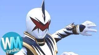 ¡Top 10 Power Rangers ESPECIALES! thumbnail