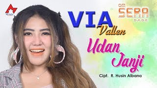 Gambar cover Via Vallen - Udan Janji [OFFICIAL]