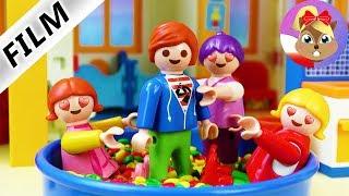 Playmobil Film polski | KTO KOCHA JULIANA? Tajemniczy wielbiciel w przedszkolu | Serial Wróblewscy