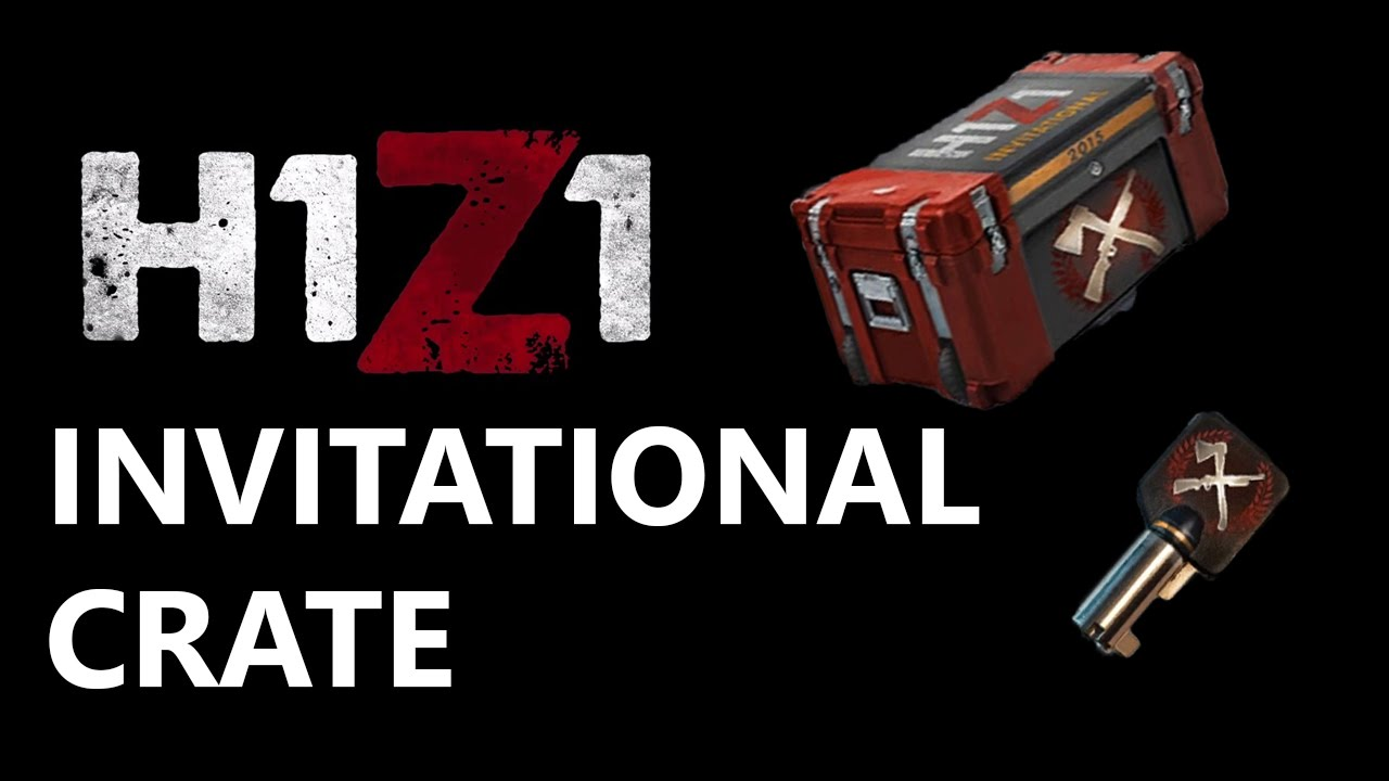 maxresdefault h1z1 invitational crate opening youtube,Invitational H1z1 Crate