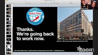 Pivoting in the pandemic - Adafruit NYC