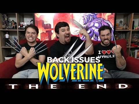 WOLVERINE THE END | Back Issues