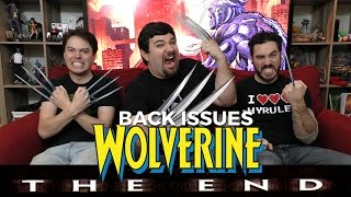 Wolverine: The End - Back Issues