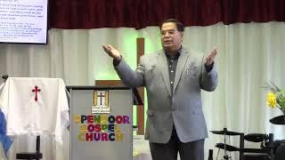 God be with them- Tamil Christian Sermon by Pastor John Bhaskaran