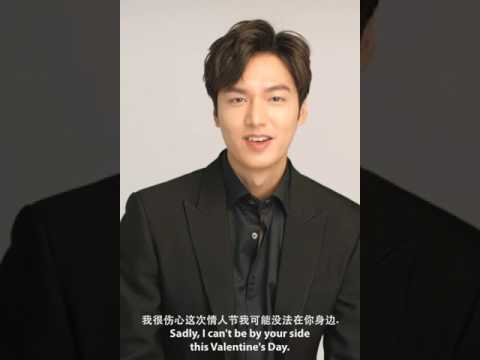 Lee Min Ho for OPPO Smart Phone Malaysia - Interactive Commercial Film - 13.02.2017
