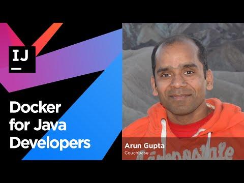 Docker for Java Developers