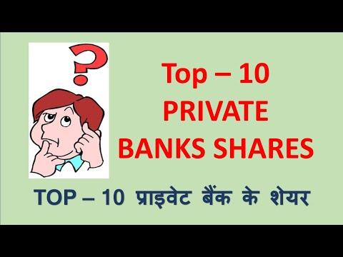 TOP-10 PRIVATE BANK SHARES II SHARES ANALYSIS