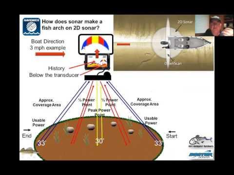 Webinar: Interpréter son sonar with Andre Morin