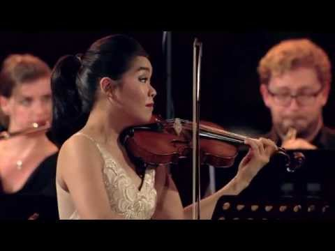 "Esther Yoo-Vaughan Williams ""The Lark Ascending"" Medley"
