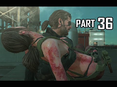 Metal Gear Solid 5 The Phantom Pain Walkthrough Part 36 - Chapter 2 (MGS5 Let's Play)