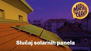 Slučaj solarnih panela