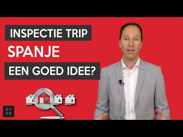 Inspectie trip Spanje, een goed idee? | Z-Yachting & Golf Estates