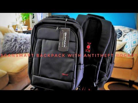 "17"" Tigernu Kopack Laptop Backpack Overview and Giveaway"