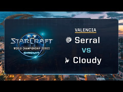 Serral vs Cloudy ZvP - RO16 - WCS Valencia 2017 - StarCraft II