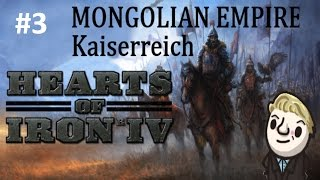 HoI4 - Kaiserreich - The Mongols Awaken  - Part 3