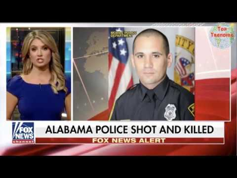 Maryland police officer shot and killed is second cop murdered in 12 hours   Justin Billa
