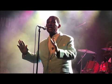 Ken Boothe - Is It Because I'm Black? - Live in Vienna 2017