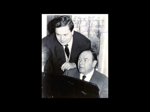 Schubert - Erlkönig - Fischer-Dieskau / Moore 1958