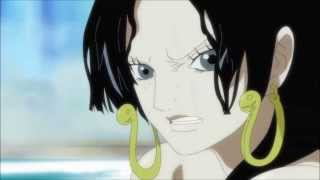 Luffy Meets the Snake Princess English Dubbed