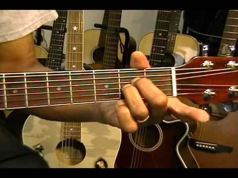 How To Play I Can Only Imagine Mercy Me Just The Chords Easy
