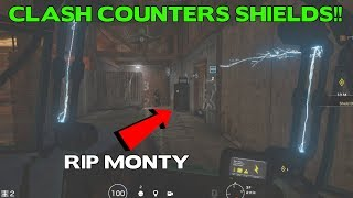 Clash Counters Shields!! || Clash Early Gameplay and First Impressions