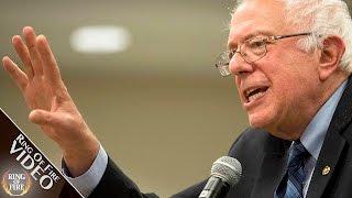 Bernie Sanders Warns About Dangers Of Corporate-Controlled Media