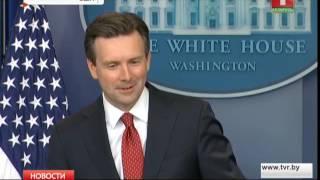 Неудачная шутка пресс-секретаря Белого дома
