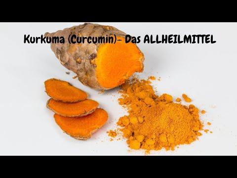 Kurkuma (Curcumin) -