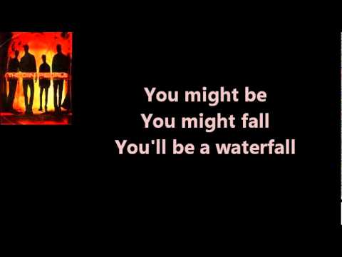 The Din Pedals - Waterfall (Lyrics on Screen)