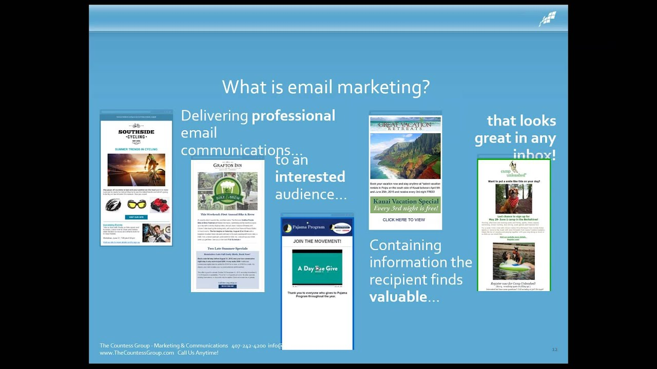 Email Marketing – 10 Best Practices