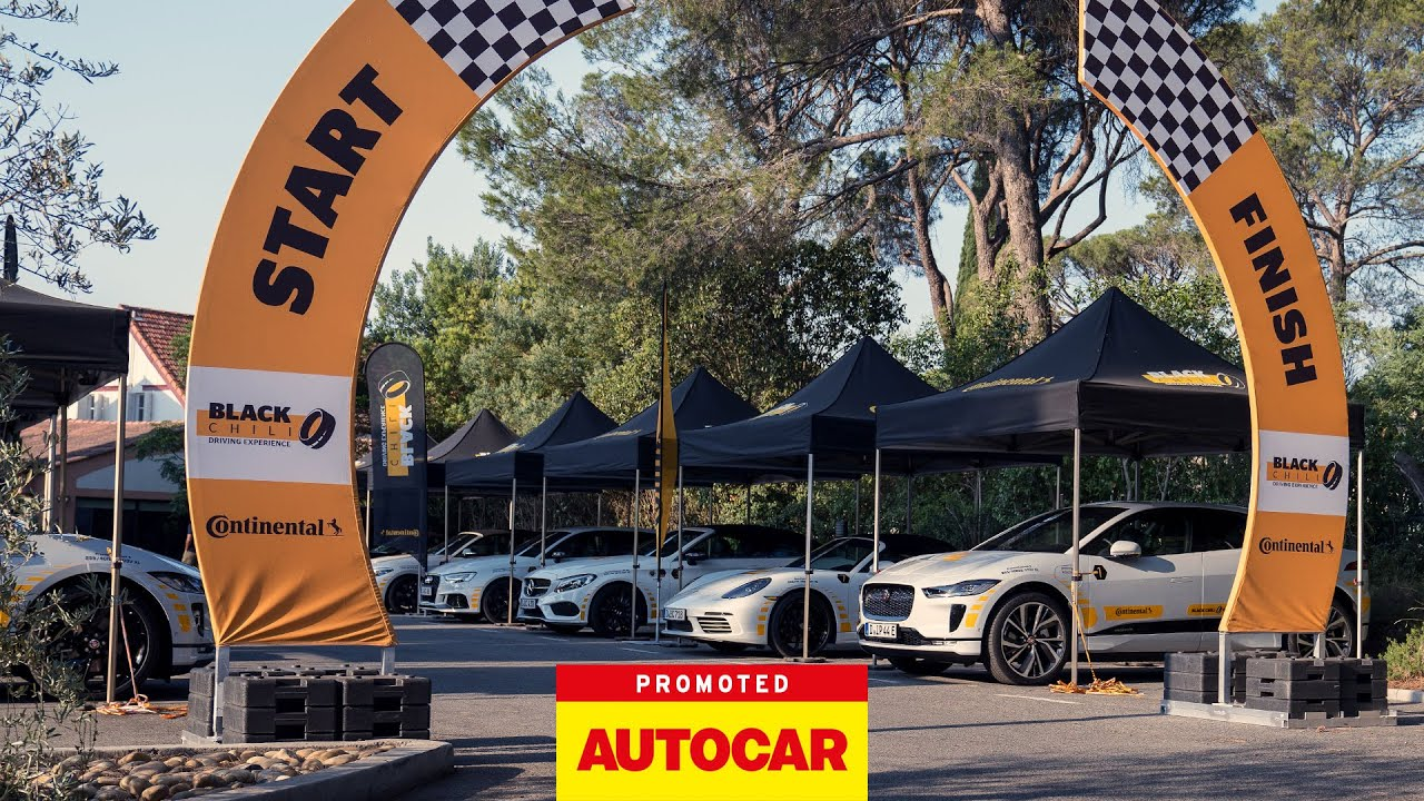 Promoted | Best bits of the 2019 Continental Black Chili Driving Experience | Autocar