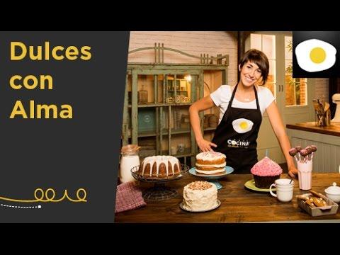 Descubre dulces con alma canal cocina youtube for Canal cocina alma obregon