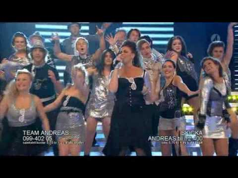 Team Andreas Lundstedt: Poker Face - Körslaget 2009 - TvForThePeople