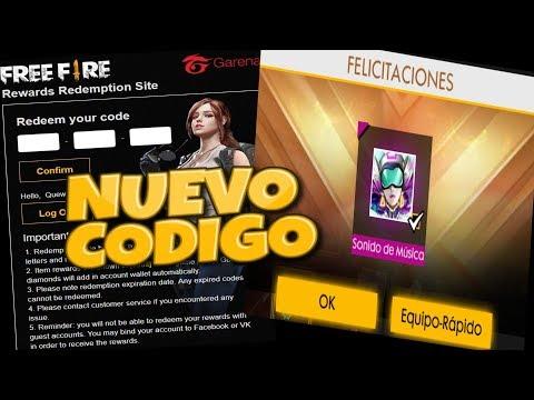 NUEVO CODIGO DE REGALO DISPONIBLE PARA TODAS LAS REGIONES- NUEVO CÓDIGO FREE FIRE - 동영상