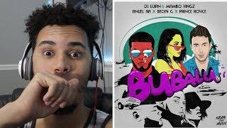 Bubalu - Anuel AA x Prince Royce x Becky G x Mambo Kingz x Dj Luian | Reacción