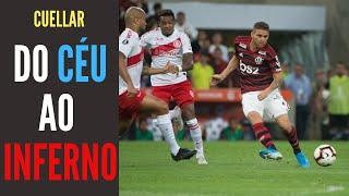 Cuellar abre crise no Flamengo e venda a clube saudita, que era provável, fica bem difícil