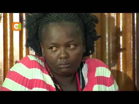 Suspect in KNH child theft racket arraigned
