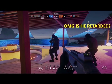 RECRUIT PARTY! - RAINBOW SIX SIEGE