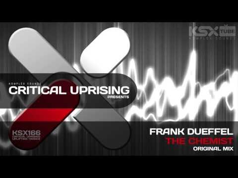 [KSX166] Frank Dueffel - The Chemist (Original Mix)