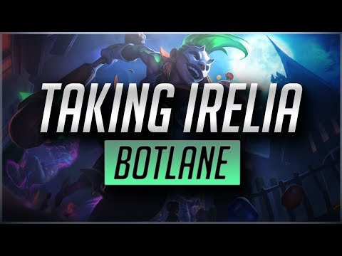 TF Blade | TAKING IRELIA BOTLANE?!