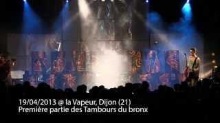 SilicOn Carne - Walk away (live @ La vapeur, Dijon)