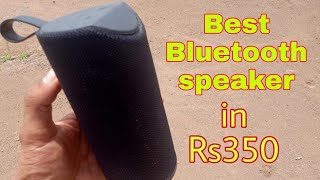 TG 131 Bluetooth Speaker Overview Rs is 350