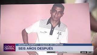 A seis años del acuartelamiento y los saqueos en Córdoba
