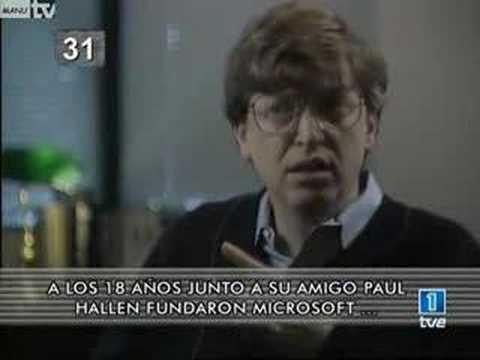LA TELE DE TU VIDA - Bill Gates