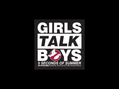 5SOS - Girls Talk Boys (Audio)