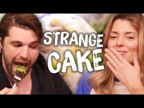 Download Youtube: Trying CRAZY Cakes w/ Grace Helbig! (Cheat Day)