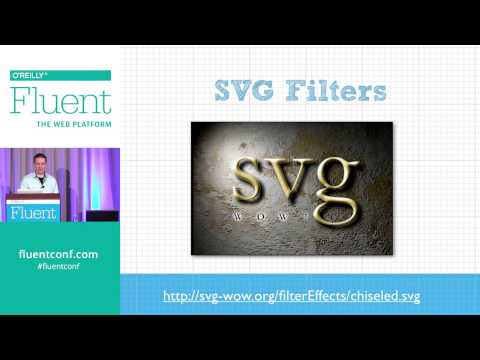 Whirlwind Tour of Scalable Vector Graphics — Marc Grabanski — Fluent Conf 2014