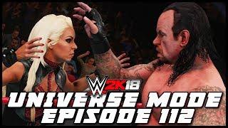 WWE 2K18 | Universe Mode - 'FASTLANE PPV!' (PART 2/3) | #112
